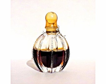 Vintage Perfume Antique 1930s Flowers of Devonshire by Mary Dunhill Pure Parfum