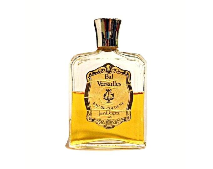 Vintage Bal a Versailles by Jean Desprez Perfume 2 oz Eau de Cologne Splash 1970s Formula