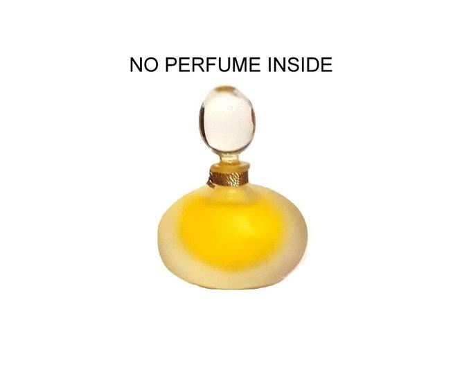 Vintage 1990s Ellen Tracy by Ellen Tracy 1/2 oz Pure Parfum Miniature Mini Bottle Perfume EMPTY
