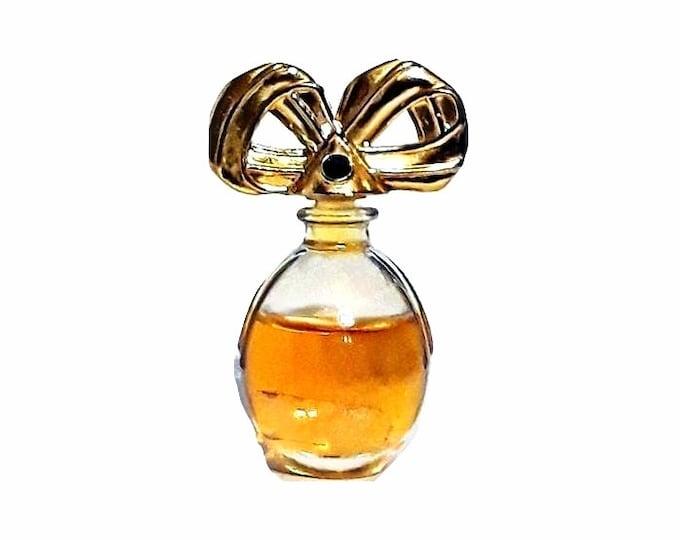 Vintage Diamonds and Emeralds by Elizabeth Taylor Perfume 0.12 oz Parfum 1990s Mini Miniature