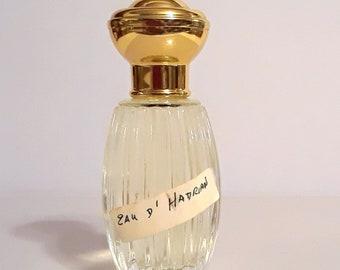 Vintage 1980s Eau d'Hadrien by Annick Goutal 1.7 oz (50ml) Eau de Toilette Spray Perfume