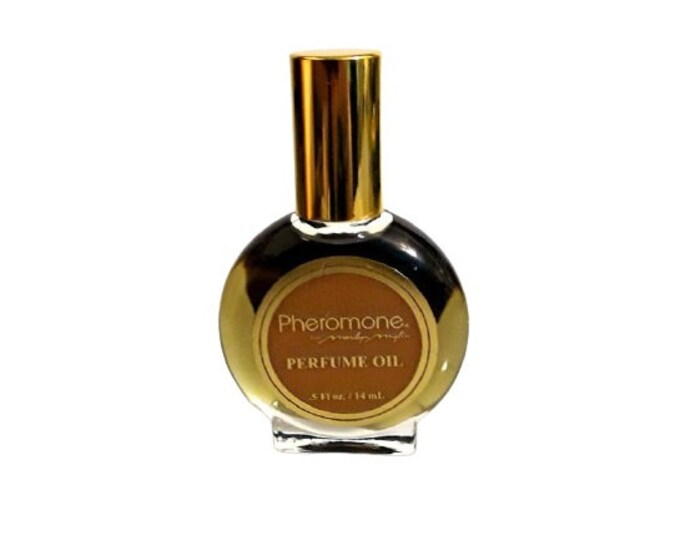 Vintage Pheromone by Marilyn Miglin 0.5 oz Perfume Oil Splash