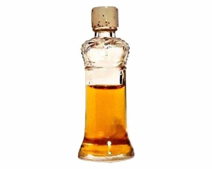 Vintage Wind Song by Prince Matchabelli Perfume 1/8 oz Cologne 1960s Splash Sceptre Bottle