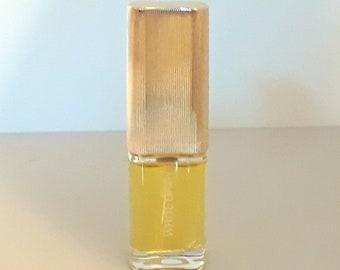 Vintage 1990s White Linen by Estee Lauder 0.18 oz Pure Parfum Spray Mini Perfume Miniature Travel Purse
