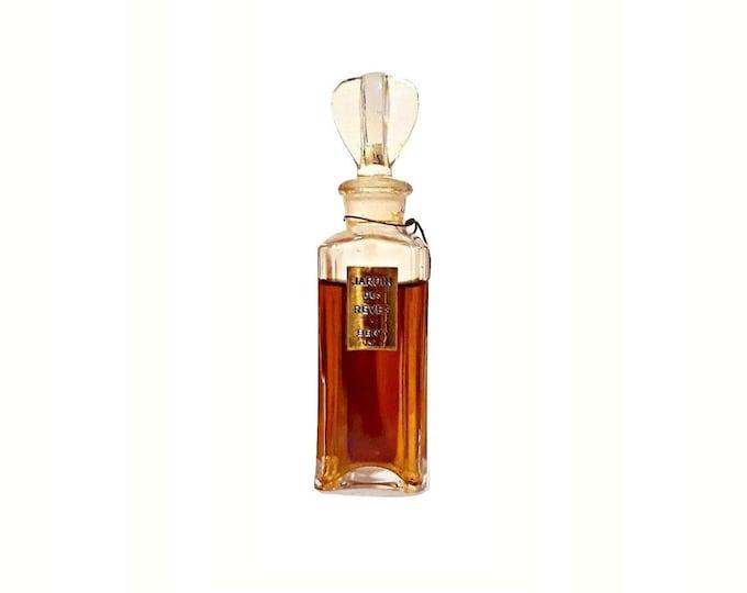 Antique Jardin des Reves Perfume by Berty Pure Parfum Vintage 1920s Art Deco Extrait Bottle