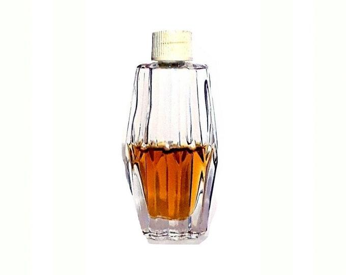 Vintage 1980s Chantilly by Parfums Parquet 0.25 oz (7.5ml) Pure Parfum Mini Miniature Bottle PERFUME