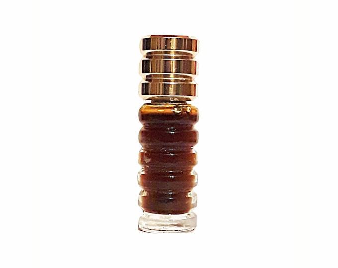 Vintage Robe d'Un Soir Perfume by Carven 1/8 oz Parfum Splash Mini Purse Bottle Original 1950s Formula