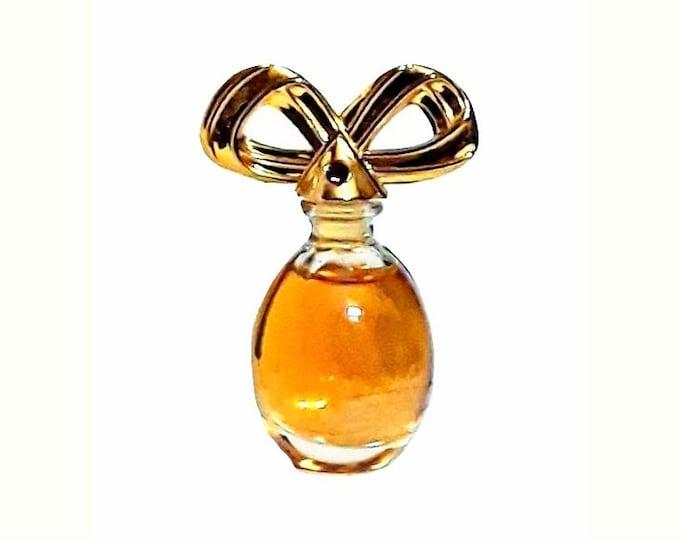 Vintage Diamonds and Rubies by Elizabeth Taylor Perfume 0.12 oz Parfum 1990s Mini Miniature
