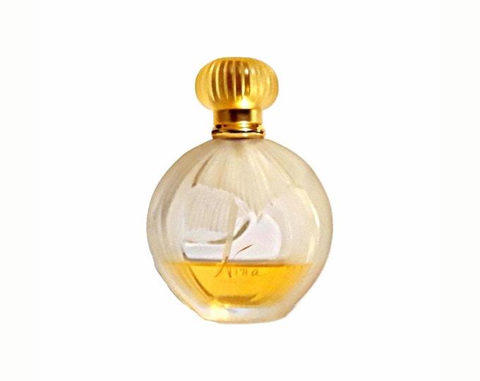 Vintage Nina by Nina Ricci Perfume 3.4 oz (100ml) Eau de Toilette Spray 1980s Original Formula Discontinued Perfume