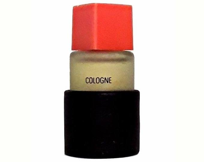 Vintage Claiborne for Men Cologne by Liz Claiborne 0.15 oz Splash 1980s Miniature Mini