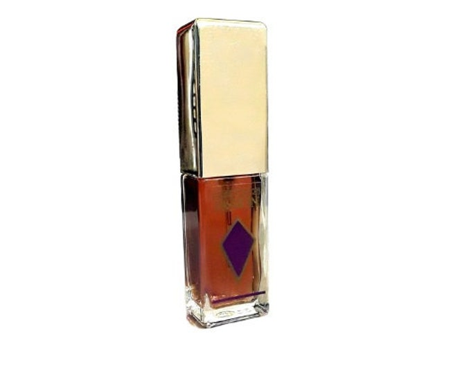 Vintage Passion Perfume by Elizabeth Taylor 3/8 oz (11ml) Eau de Toilette Spray Mini Purse Size Bottle 1980s Formula