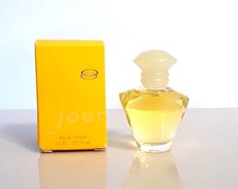 Vintage 1990s Journey by Mary Kay 0.17 oz Eau de Parfum Splash & Box Miniature Perfume Mini