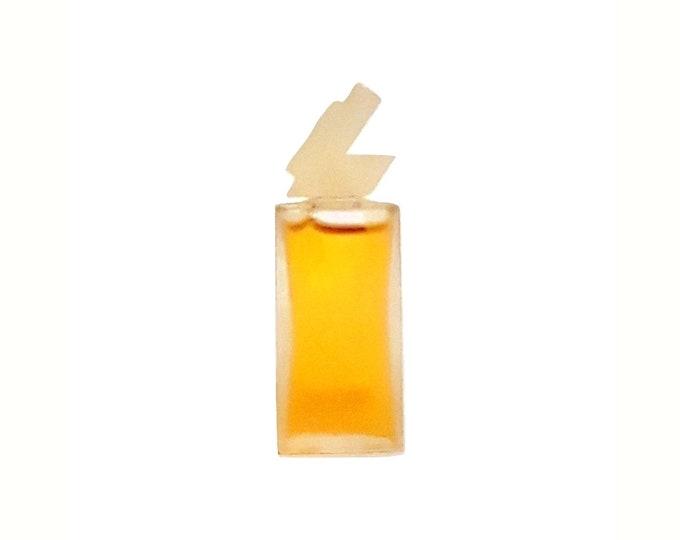 Vintage Animale by Animale Perfume 0.17 oz Eau de Parfum 1980s Mini Miniature