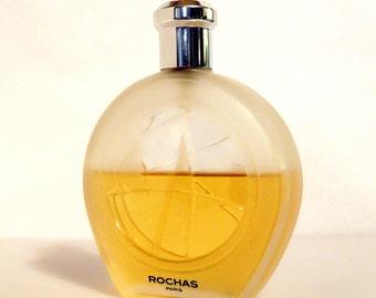 Vintage 1990s Globe by Rochas 3.4 oz Eau de Toilette Spray MEN'S COLOGNE