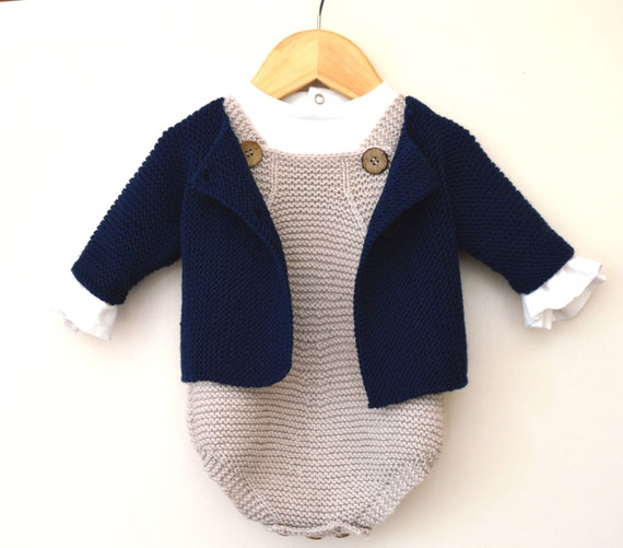 Knitting Pattern Spring Into Summer Baby All In One Romper Etsy