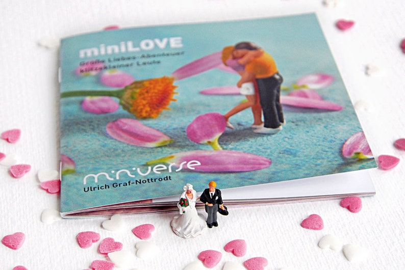 miniLOVE  Große Liebes-Abenteuer kleiner Leute image 0
