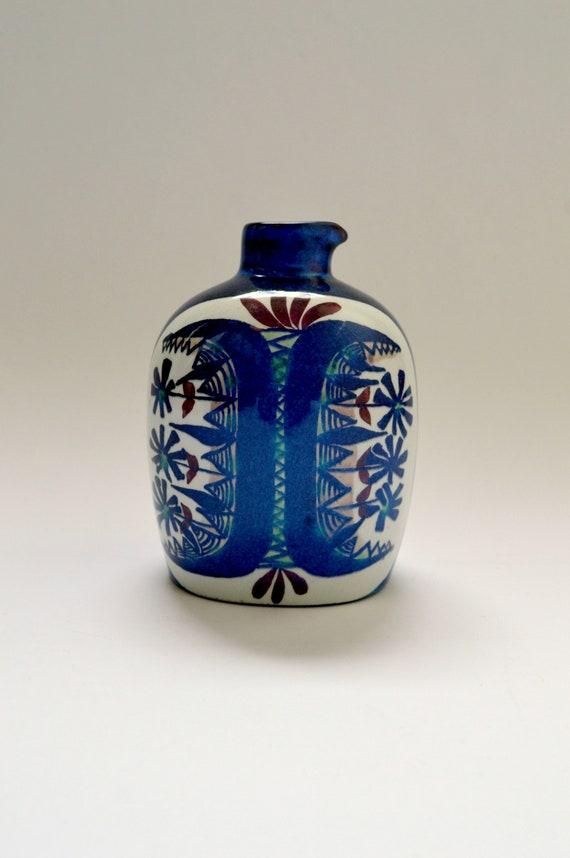 Royal Copenhagen Marianne Johnson Fajance Vase Jug 1532918 Etsy