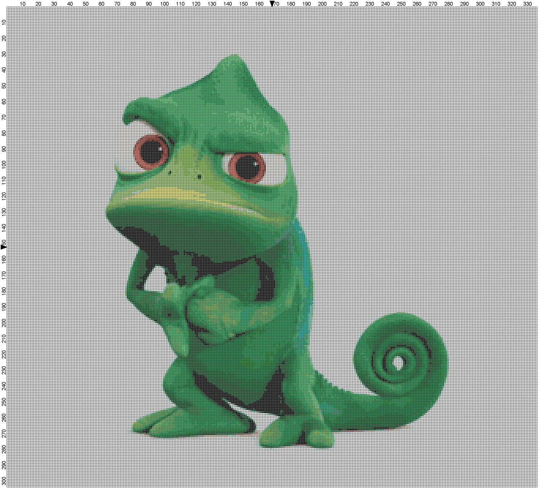 Disney Princess RAPUNZEL Stencils TANGLED FLYNN Lizard Pascal Horse Set of 6pcs