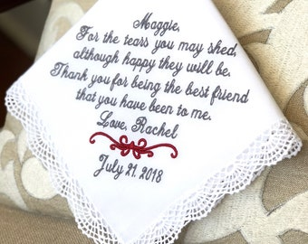 Gift For Bride From Maid Of Honor Etsy