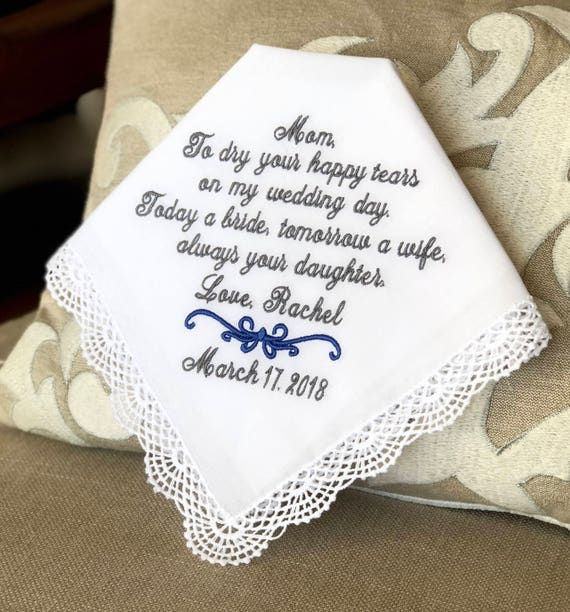 Mother Of The Bride Gift Wedding Weddings Personalized Etsy