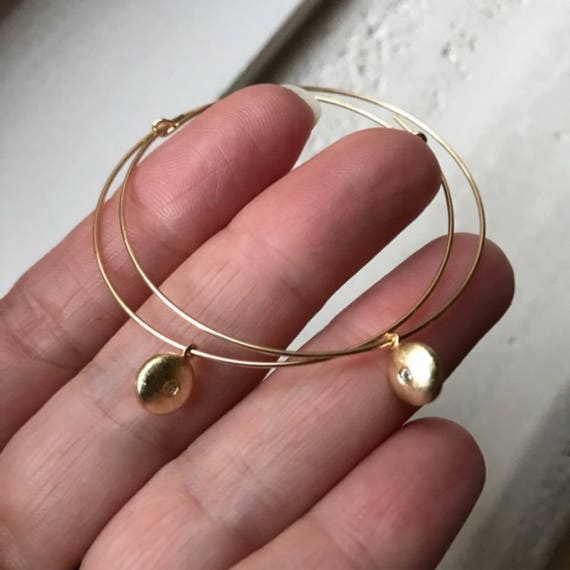 Hoops earrings, hoop earrings, gold hoops
