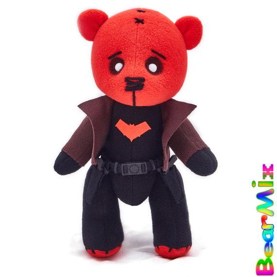 Superson bear dc superhero movie comic plush toy justice league Kon-El