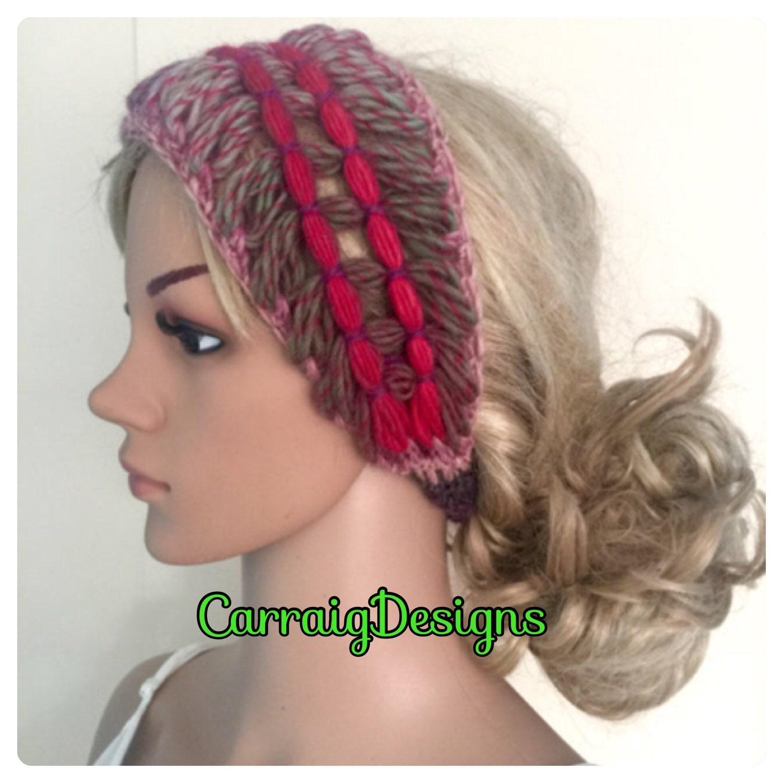 Designer Unique Headbandwomensteenshandmade Dread Tube Wrap