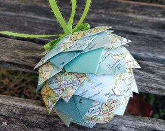 Or CHOOSE YOUR PLACE Sports Gift First Anniversary Men Holiday Australia Map Ornament Unique Gift For Christmas Women. Birthday