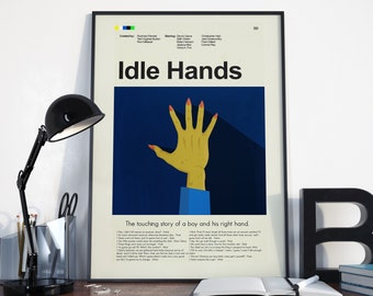 Idle hands   Etsy