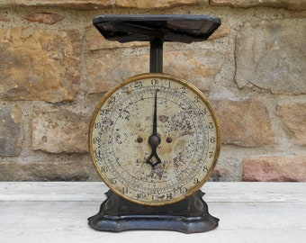 Antique Scale Etsy