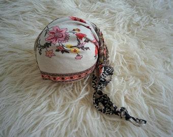 RTS bébé noué chapeau nouveau-né chapeau nouveau-né photo prop chapeau  Floral somnolent chapeau nouveau-né accessoire de photographie chapeau  nouveau-né ... 7f90a318741