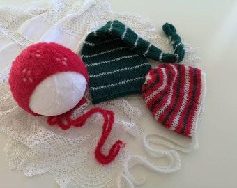 Bonnet noué RTS pour nouveau-né dentelle naissance tricot bonnet nouveau-né  photographie prop chapeau nouveau-né rayé bonnet nouveau-né des accessoires  de ... 1a2a23a6802