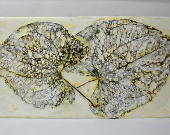 """Original Encaustic Painting """"Joined Together"""""""