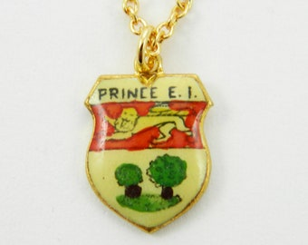 Prince Edward Island Charm Necklace