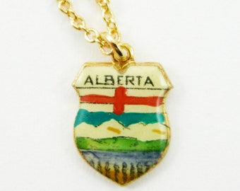 Alberta Charm Necklace