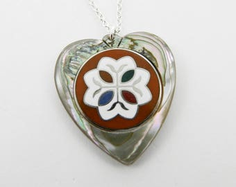 Abalone Shell Friendship Necklace