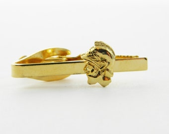 Roman Warrior Tie Clip