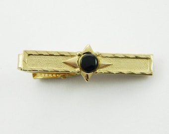 Gold Southwest Star Tie Clip