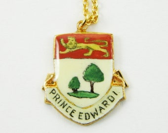 PEI Pendant Necklace
