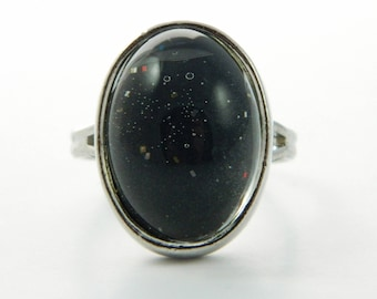 Glitter Galaxy Ring – VR0024