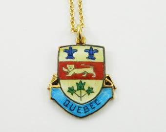 Quebec Necklace