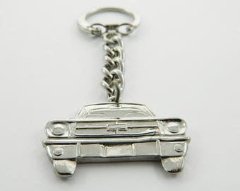 Vintage Mustang Keychain