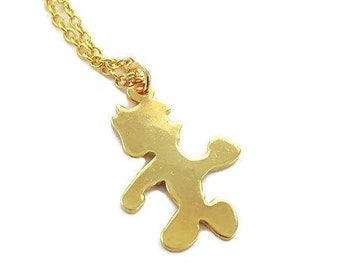 Pinocchio Necklace - Vintage Disney Necklace