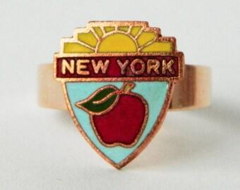 New York Ring - Big Apple Ring
