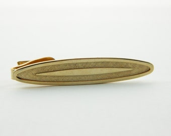 Exeter Gold Tie Clip