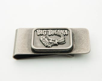 Big Bwana Money Clip - Vintage Money Clip