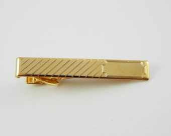 Gold Frame Tie Clip
