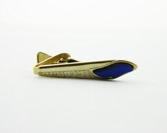 Southwest Cobalt Tie Clip