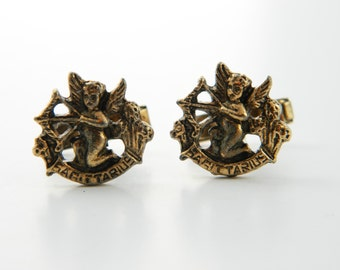 Sagittarius Cuff Links