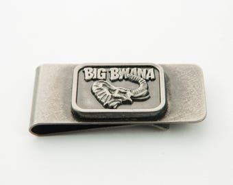 Big Bwana Money Clip - Vintage Money Clip